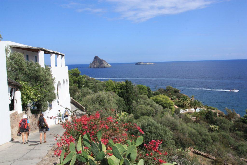 Panarea, het St. Tropez van Eolische eilanden